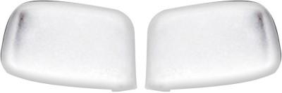 Auto Pearl Premium Quality Chrome Plated Mirror Cover For-Maruti Suzuki -800 Plastic Car Mirror Cover