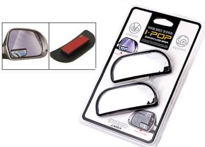 sangaitap Blind Spot ROUND Wide Side Car Rear View Mirror Car Mirror Rain Blocker