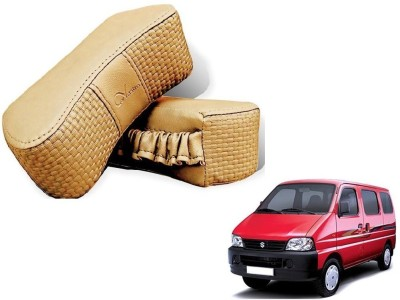 Kozdiko Beige Sponge Car Pillow Cushion for Maruti Suzuki