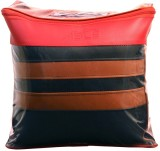 AbleAuto Black Leatherite Car Pillow Cus...