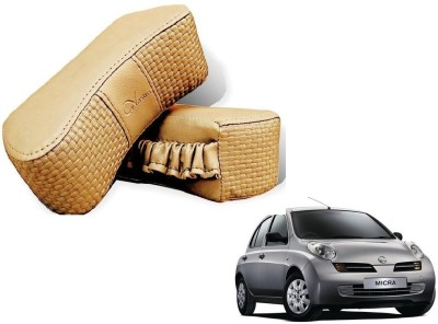 Kozdiko Beige Sponge Car Pillow Cushion for Nissan