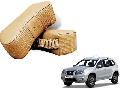 Kozdiko Beige Sponge Car Pillow Cushion for Nissan