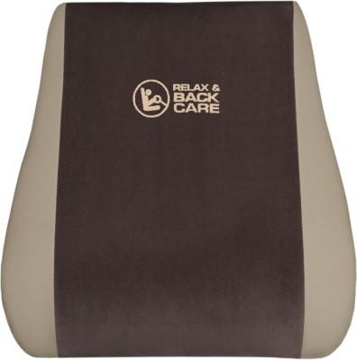 Car Fashion Brown Leatherite Car Pillow Cushion for Universal For Car