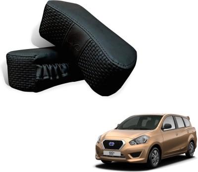 Kozdiko Black Fabric Car Pillow Cushion for Datsun