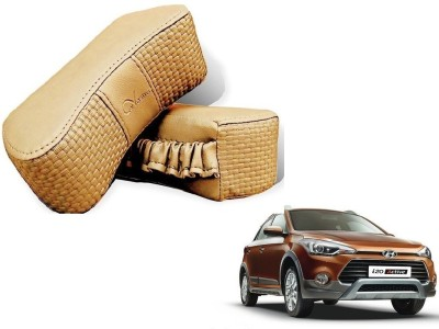 Kozdiko Beige Sponge Car Pillow Cushion for Hyundai