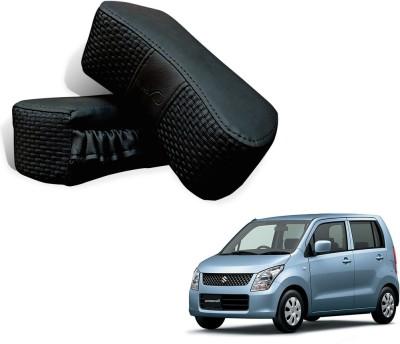Kozdiko Black Fabric Car Pillow Cushion for Maruti Suzuki