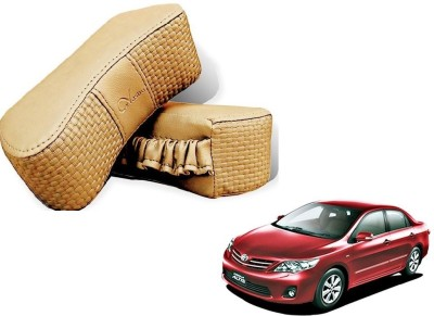 Kozdiko Beige Sponge Car Pillow Cushion for Toyota