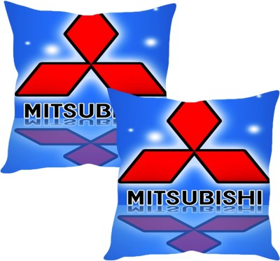 Sleepnature's Blue Silk Car Pillow Cushion for Universal For Car