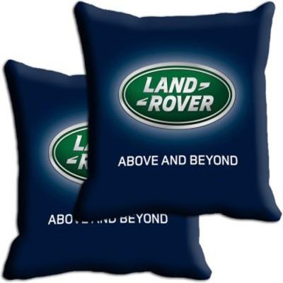 Shopnow Blue Silk Car Pillow Cushion for Universal For Car