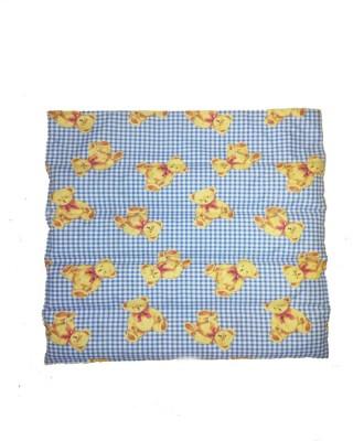 XV Blue Fabric Car Pillow Cushion for Universal For Car