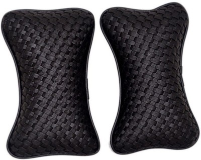 CarReflection Black Fabric Car Pillow Cushion for Chevrolet