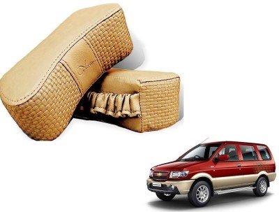 Kozdiko Beige Sponge Car Pillow Cushion for Chevrolet