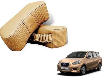 Kozdiko Beige Sponge Car Pillow Cushion for Datsun