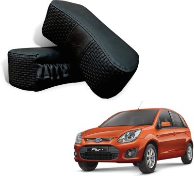 Kozdiko Black Fabric Car Pillow Cushion for Ford