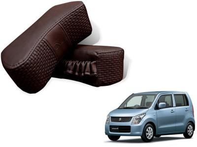 Kozdiko Brown Sponge Car Pillow Cushion for Maruti Suzuki