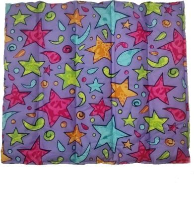 XV Purple Fabric Car Pillow Cushion for Universal For Car