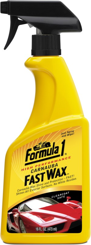 Formula 1 Car Polish for Exterior(473 ml)