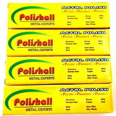 Polishall Car Polish for Metal Parts
