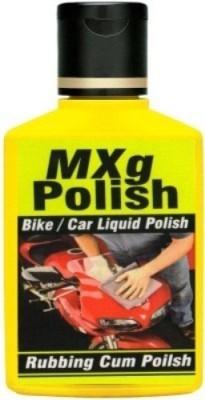 MXG Car Polish for Exterior
