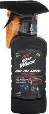 Akon Car Polish for Dashboard