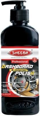 Sheeba Car Polish for Dashboard