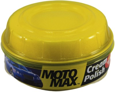 MotoMax Car Polish for Metal Parts