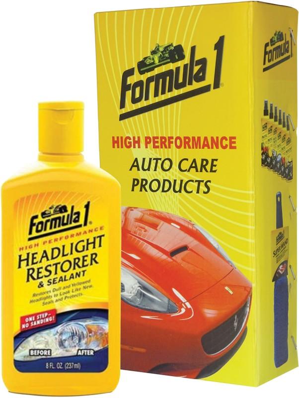 Formula 1 Car Polish for Exterior(237 ml)