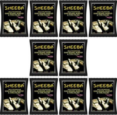 Sheeba Car Polish for Leather(100 ml)