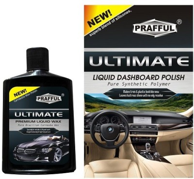 PRAFFUL Car Polish for DASHBOARD