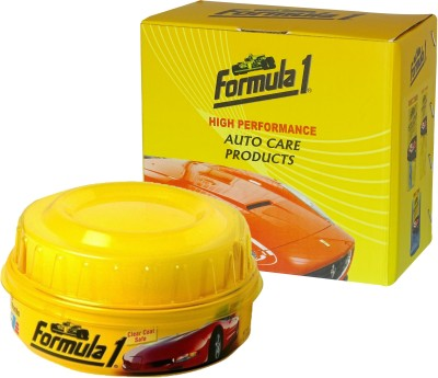 Formula 1 Car Polish for Dashboard, Exterior(230 g)