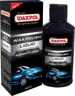 Waxpol Car Polish for Exterior