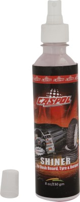 Caspol Car Polish for Dashboard, Tyres, Exterior(230 g)