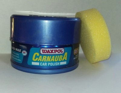 Waxpol Car Polish for Exterior