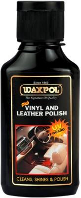 Waxpol Car Polish for Dashboard, Tyres
