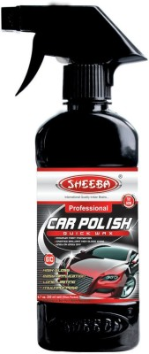 Sheeba Car Polish for Exterior