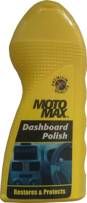 MotoMax Car Polish for Dashboard