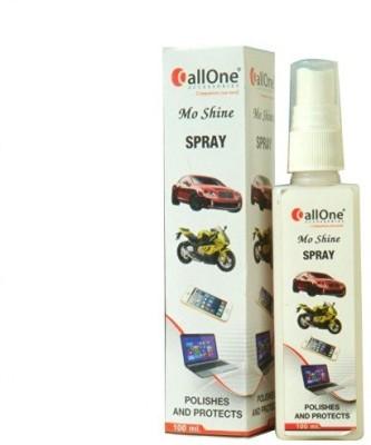 Benison India Liquid Car Polish for Dashboard, Metal Parts, Exterior(100 ml)
