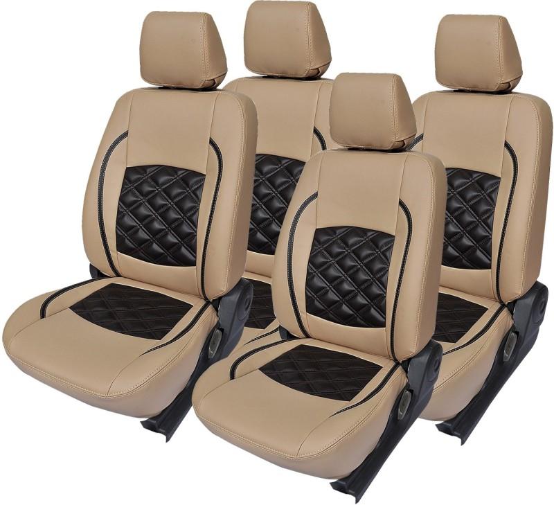 Autofurnish Leatherette Car Seat Cover For Maruti Zen(Front Detachable Headrest, Mono Back Seat, Without Back Seat Arm Rest, 5 Seater, 3 Back Seat Head Rests)