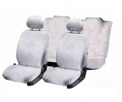 DecorMyCar Cotton Car Seat Cover For Fiat Linea