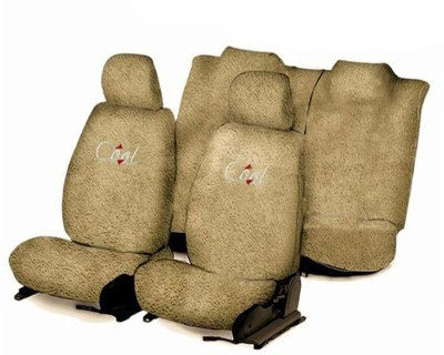 Wishwell Cotton Car Seat Cover For Chevrolet Beat