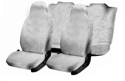 Speedwav Cotton Car Seat Cover For Hyundai Eon(4 Seater, 2 Back Seat Head Rests)