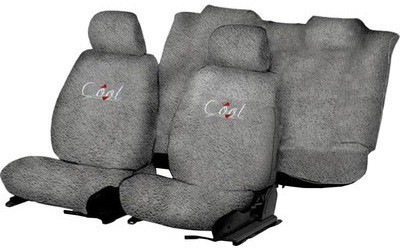 Oscar Cotton Car Seat Cover For Chevrolet Beat