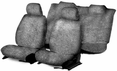 Speedwav Cotton Car Seat Cover For Maruti Omni(4 Seater, 2 Back Seat Head Rests)