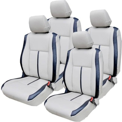 bhati PU Leather Car Seat Cover For Mahindra KUV 100