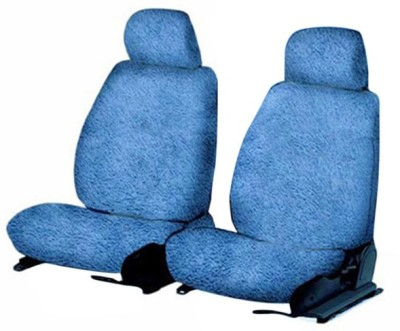 Speedwav Cotton Car Seat Cover For Honda Amaze(2 Back Seat Head Rests)