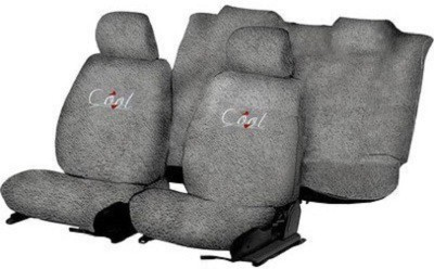 DecorMyCar Cotton Car Seat Cover For Renault Kwid