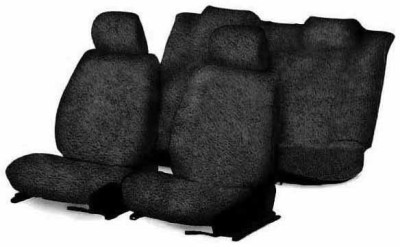 Speedwav Cotton Car Seat Cover For Maruti WagonR(Without Back Seat Arm Rest, 5 Seater, 2 Back Seat Head Rests)