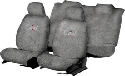 Rockdam Cotton Car Seat Cover For Toyota Fortuner Old, Fortuner Old(Fixed Head Rest, Split Back Seat, With Back Seat Arm Rest, 7 Seater, 3 Back Seat Head Rests)