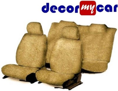DecorMyCar Cotton Car Seat Cover For Chevrolet Beat