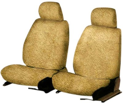 Speedwav Cotton Car Seat Cover For Renault Kwid(2 Back Seat Head Rests)